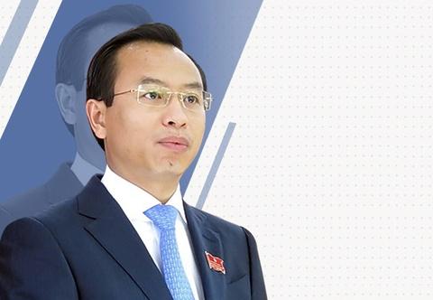 Ban Chap hanh Trung uong quyet dinh ky luat ong Nguyen Xuan Anh hinh anh