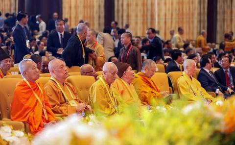 Thu tuong thuc hien nghi le tam Phat truyen thong o dai le Vesak 2019 hinh anh 9
