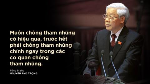 Tong bi thu Nguyen Phu Trong tai dac cu hinh anh 2