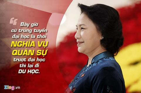 9 phat ngon an tuong cua ba Nguyen Thi Kim Ngan hinh anh 5