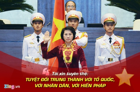 9 phat ngon an tuong cua ba Nguyen Thi Kim Ngan hinh anh 9