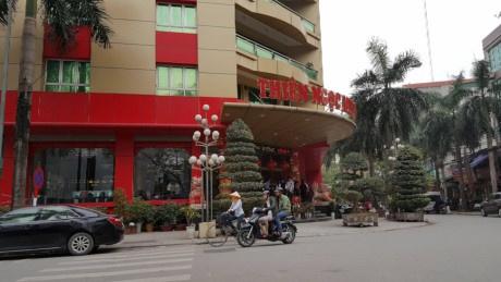 Chuyen ho so da cap Thien Ngoc Minh Uy sang Bo Cong an hinh anh