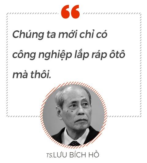 Cong nghiep oto va giac mo 1/4 the ky hinh anh 7
