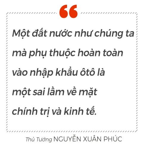 Cong nghiep oto va giac mo 1/4 the ky hinh anh 10