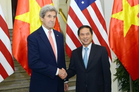 Ngoai truong John Kerry tham Viet Nam truoc khi roi nhiem so hinh anh 2