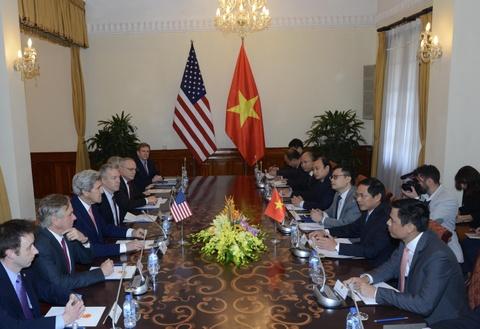 Ngoai truong John Kerry tham Viet Nam truoc khi roi nhiem so hinh anh 3