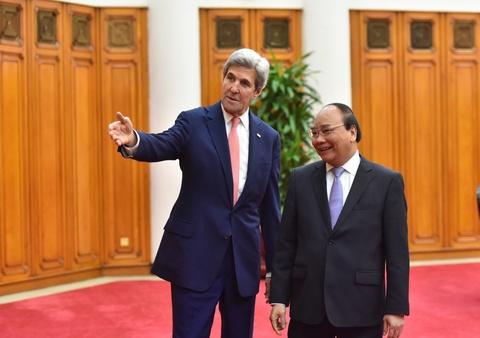 Ngoai truong John Kerry tham Viet Nam truoc khi roi nhiem so hinh anh 6