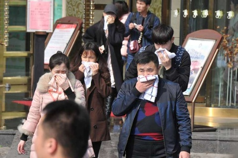 Trung Quoc: Hoa hoan tai khach san khien 10 nguoi chet hinh anh