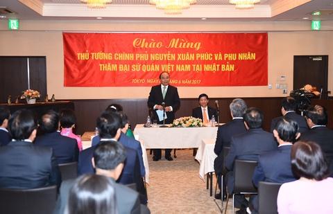 Ngay dau tien cua Thu tuong Nguyen Xuan Phuc tai Nhat Ban hinh anh 9