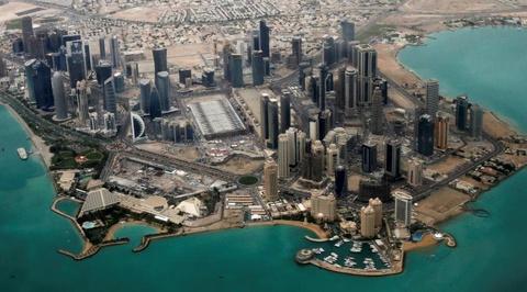 Thu do Doha trang le cua Qatar hinh anh