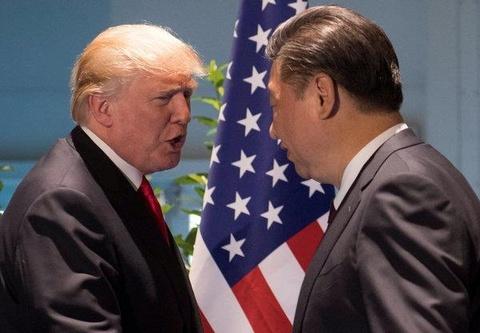 Cuoc hoi ngo giua ong Trump va ong Tap ben le G20 hinh anh