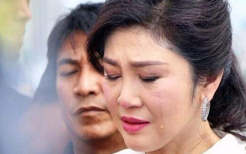 Ba Yingluck da toi Dubai truoc khi bi tuyen an hinh anh