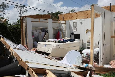 Florida tan hoang sau khi 'quai vat' Irma di qua hinh anh 4