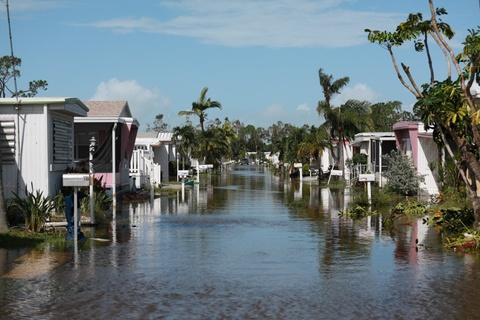 Florida tan hoang sau khi 'quai vat' Irma di qua hinh anh 6