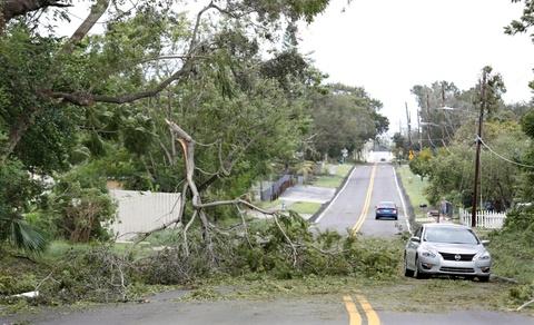 Florida tan hoang sau khi 'quai vat' Irma di qua hinh anh 7