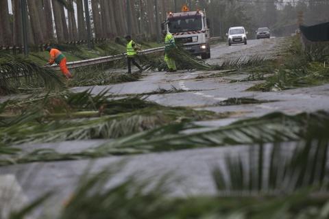 'Ac mong' Irma chua qua, dan Caribe lai don sieu bao Maria hinh anh 1