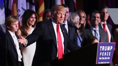 Donald Trump - Mot tong thong rat khac cua nuoc My hinh anh 2