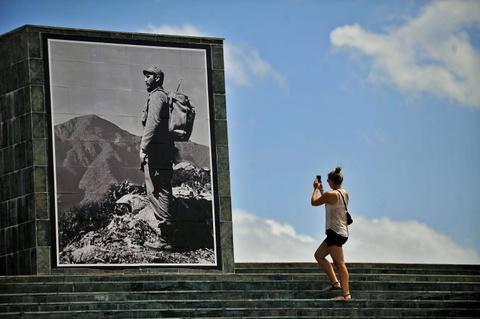 Cuba tuong niem mot nam ngay mat lanh tu Fidel Castro hinh anh 2