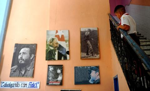Cuba tuong niem mot nam ngay mat lanh tu Fidel Castro hinh anh 3