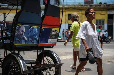 Cuba tuong niem mot nam ngay mat lanh tu Fidel Castro hinh anh 4