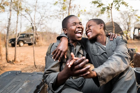 Biet doi 'nu chien binh' qua cam o Zimbabwe hinh anh 3