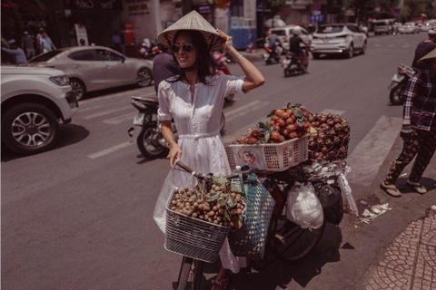 Hanh trinh check-in xuyen Viet cua chau gai ty phu Anh hinh anh 7