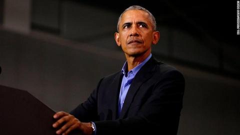Ong Obama bat ngo bay to phan doi hiem thay voi chinh quyen TT Trump hinh anh