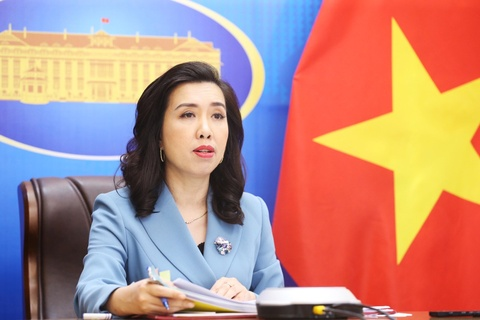 Việt Nam hoan nghênh việc Mỹ dỡ bỏ đe dọa thuế quan