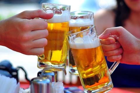 Nội tạng bị tàn phá vì uống rượu, bia mỗi ngày
