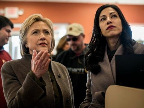 'Bat ngo thang 10' tu FBI co the khong lien quan den Clinton hinh anh