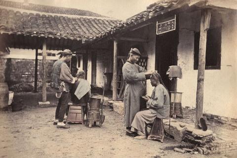 Anh hiem ve Thuong Hai hon 150 nam truoc hinh anh 1