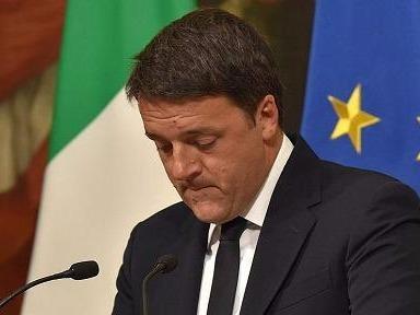 Thu tuong Italy tu chuc, EU lo tuong lai bat on hinh anh