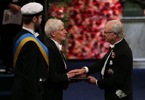 Le trao giai Nobel danh gia cua Hoang gia Thuy Dien, Na Uy hinh anh 4