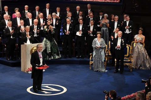 Le trao giai Nobel danh gia cua Hoang gia Thuy Dien, Na Uy hinh anh 6