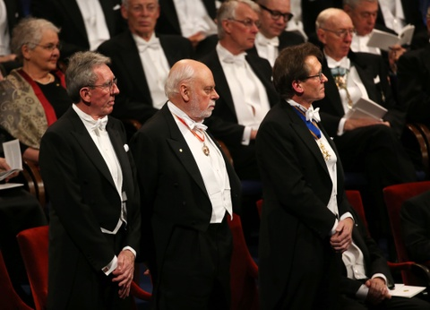 Le trao giai Nobel danh gia cua Hoang gia Thuy Dien, Na Uy hinh anh 5