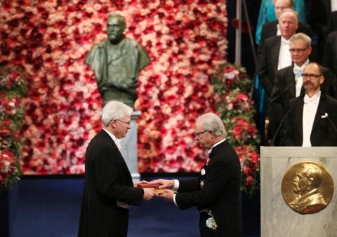 Le trao giai Nobel danh gia cua Hoang gia Thuy Dien, Na Uy hinh anh 7