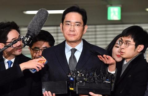'Thai tu Samsung' co the sap bi truy to hinh anh