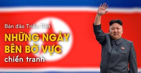 Hashtag tuan qua: Trieu Tien ben bo vuc chien tranh hinh anh