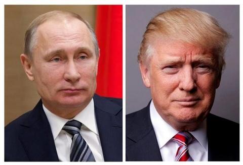 Trump, Putin lan dau ban ve ngung ban o Syria sau khong kich hinh anh