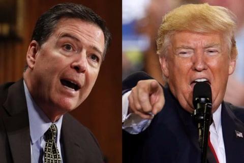 Tong thong Trump chi trich cuu Giam doc FBI la 'hen nhat' hinh anh