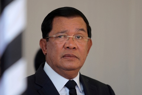 Thu tuong Hun Sen doa dieu quan, cao buoc Lao xam pham bien gioi hinh anh