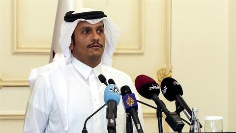 Qatar khoi phuc quan he voi Iran giua khung hoang Vung Vinh hinh anh
