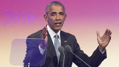 Obama tung canh bao ong chu Facebook ve nan tin gia tran lan hinh anh