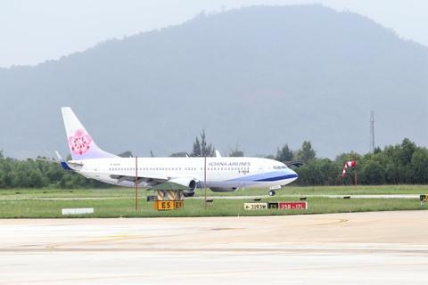 May bay cho doan Dai Bac Trung Hoa du APEC den Da Nang hinh anh 1