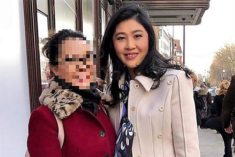 Thai Lan chinh thuc xac nhan ba Yingluck o Anh tu thang 9/2017 hinh anh