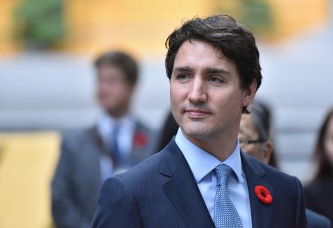Thu tuong Trudeau den Da Nang du APEC hinh anh 19