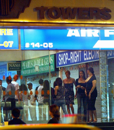 Ven man the gioi 'gai ban hoa' o Singapore hinh anh 5