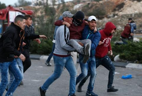 'Saudi dung sau rem voi My, da bat Palestine khoi Jerusalem' hinh anh 7