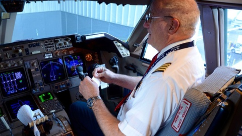 Boeing 747 ve huu o My: Tam biet 'Nu hoang cua bau troi' hinh anh 4