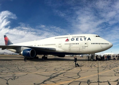 Boeing 747 ve huu o My: Tam biet 'Nu hoang cua bau troi' hinh anh